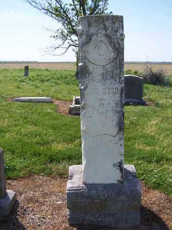 BYRD, J W - Jackson County, Arkansas   J W BYRD - Arkansas Gravestone Photos