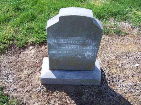 BYRD, JEPTHA - Jackson County, Arkansas   JEPTHA BYRD - Arkansas Gravestone Photos