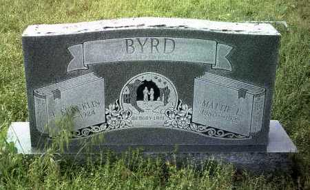 BYRD, MATTIE L - Jackson County, Arkansas | MATTIE L BYRD - Arkansas Gravestone Photos