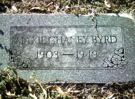 BYRD, MAXIE - Jackson County, Arkansas | MAXIE BYRD - Arkansas Gravestone Photos