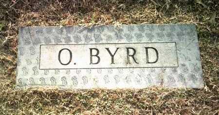 BYRD, O - Jackson County, Arkansas | O BYRD - Arkansas Gravestone Photos