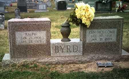 BYRD, ANN - Jackson County, Arkansas | ANN BYRD - Arkansas Gravestone Photos