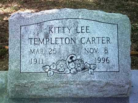 CARTER, KITTY LEE - Jackson County, Arkansas | KITTY LEE CARTER - Arkansas Gravestone Photos