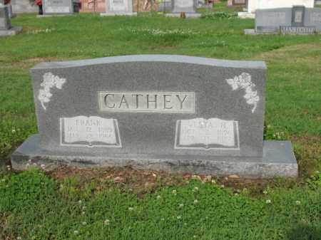 CATHEY, FRANK - Jackson County, Arkansas   FRANK CATHEY - Arkansas Gravestone Photos