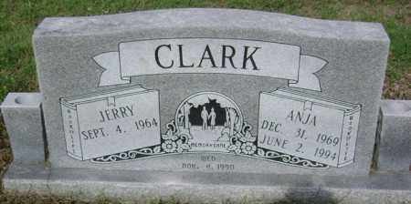 CLARK, ANJA - Jackson County, Arkansas | ANJA CLARK - Arkansas Gravestone Photos