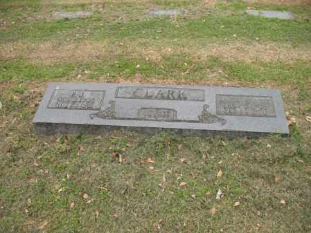 MELVILLE CLARK, ALISSA - Jackson County, Arkansas   ALISSA MELVILLE CLARK - Arkansas Gravestone Photos