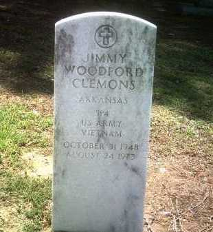 CLEMONS (VETERAN VIET), JIMMY WOODFORD - Jackson County, Arkansas | JIMMY WOODFORD CLEMONS (VETERAN VIET) - Arkansas Gravestone Photos