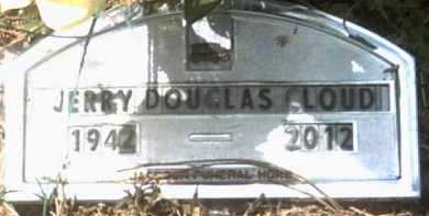 CLOUD, JERRY DOUGLAS - Jackson County, Arkansas   JERRY DOUGLAS CLOUD - Arkansas Gravestone Photos