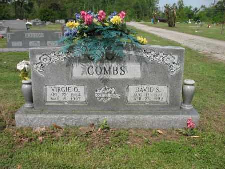 COMBS, DAVID S - Jackson County, Arkansas   DAVID S COMBS - Arkansas Gravestone Photos