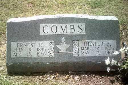COMBS, HESTER E - Jackson County, Arkansas | HESTER E COMBS - Arkansas Gravestone Photos