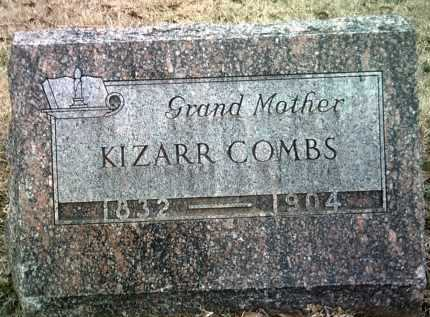 COMBS, KIZARR - Jackson County, Arkansas | KIZARR COMBS - Arkansas Gravestone Photos