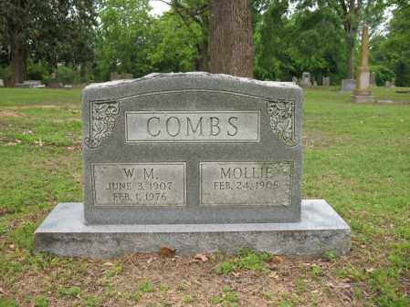 COMBS, W M - Jackson County, Arkansas | W M COMBS - Arkansas Gravestone Photos