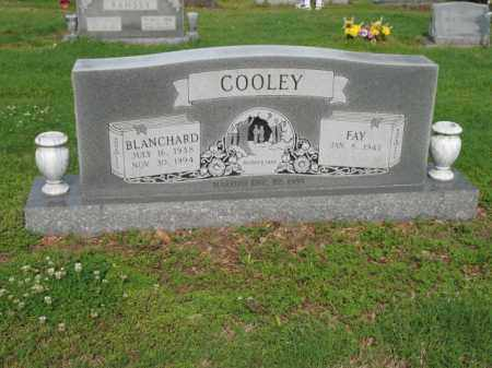 COOLEY, BLANCHARD - Jackson County, Arkansas   BLANCHARD COOLEY - Arkansas Gravestone Photos