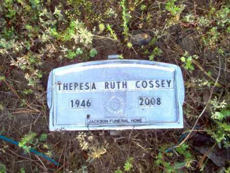 COSSEY, THERESA RUTH - Jackson County, Arkansas | THERESA RUTH COSSEY - Arkansas Gravestone Photos