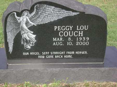 COUCH, PEGGY LOU - Jackson County, Arkansas   PEGGY LOU COUCH - Arkansas Gravestone Photos