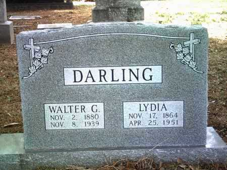 DARLING, LYDIA - Jackson County, Arkansas   LYDIA DARLING - Arkansas Gravestone Photos