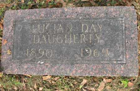 DAUGHERTY, LUCIAN DAY - Jackson County, Arkansas | LUCIAN DAY DAUGHERTY - Arkansas Gravestone Photos