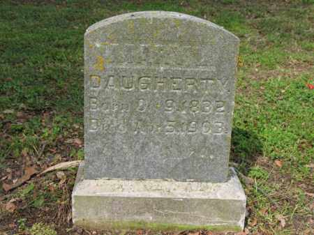 DAUGHERTY, MARY L - Jackson County, Arkansas | MARY L DAUGHERTY - Arkansas Gravestone Photos