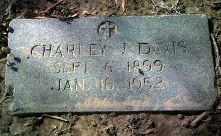 DAVIS, CHARLEY J - Jackson County, Arkansas | CHARLEY J DAVIS - Arkansas Gravestone Photos