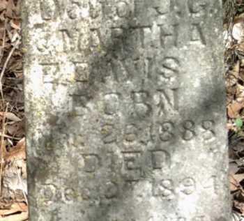 DAVIS, DAUGHTER - Jackson County, Arkansas   DAUGHTER DAVIS - Arkansas Gravestone Photos