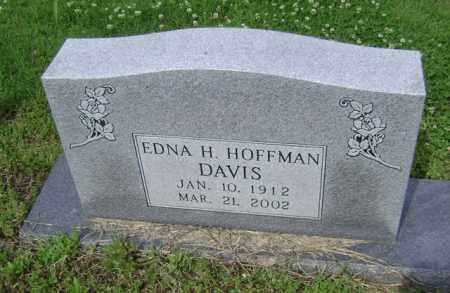 DAVIS, EDNA H - Jackson County, Arkansas | EDNA H DAVIS - Arkansas Gravestone Photos