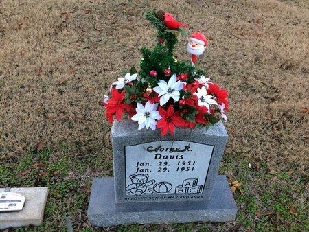 DAVIS, GEORGE R. - Jackson County, Arkansas | GEORGE R. DAVIS - Arkansas Gravestone Photos