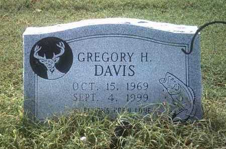 DAVIS, GREGORY H - Jackson County, Arkansas | GREGORY H DAVIS - Arkansas Gravestone Photos