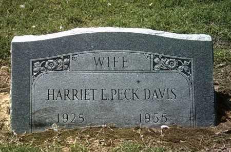 DAVIS, HARRIET F - Jackson County, Arkansas | HARRIET F DAVIS - Arkansas Gravestone Photos