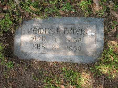 DAVIS, JAMES R - Jackson County, Arkansas | JAMES R DAVIS - Arkansas Gravestone Photos