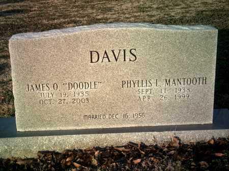 DAVIS, PHYLLIS L - Jackson County, Arkansas | PHYLLIS L DAVIS - Arkansas Gravestone Photos