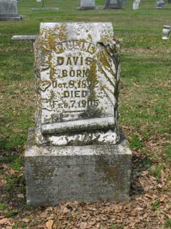 DAVIS, PAULINE - Jackson County, Arkansas | PAULINE DAVIS - Arkansas Gravestone Photos