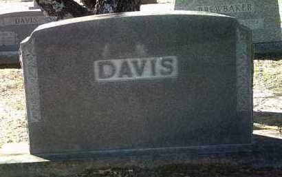 DAVIS , FAMILY PLOT STONE - Jackson County, Arkansas | FAMILY PLOT STONE DAVIS  - Arkansas Gravestone Photos