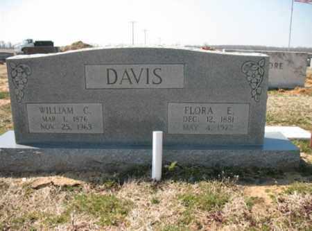 DAVIS, WILLIAM C - Jackson County, Arkansas | WILLIAM C DAVIS - Arkansas Gravestone Photos