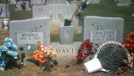 DAVIS, WENDELL - Jackson County, Arkansas | WENDELL DAVIS - Arkansas Gravestone Photos