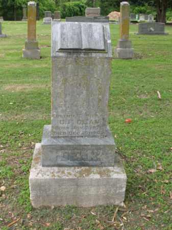 DEAN, EUGENIA T - Jackson County, Arkansas   EUGENIA T DEAN - Arkansas Gravestone Photos