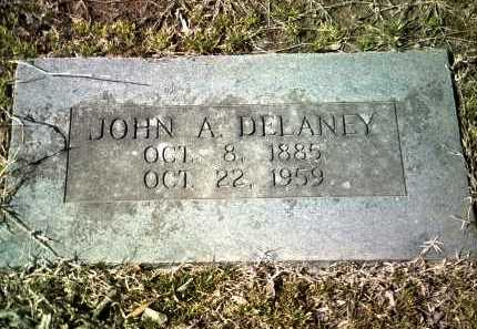 DELANEY, JOHN A - Jackson County, Arkansas | JOHN A DELANEY - Arkansas Gravestone Photos