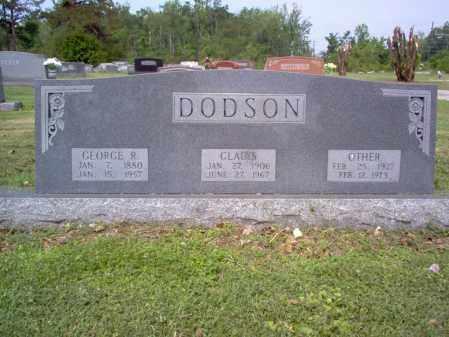 DODSON, GEORGE R - Jackson County, Arkansas | GEORGE R DODSON - Arkansas Gravestone Photos