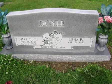 DOYLE, CHARLES E - Jackson County, Arkansas | CHARLES E DOYLE - Arkansas Gravestone Photos