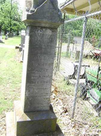 DRUMMOND, JOHN G - Jackson County, Arkansas | JOHN G DRUMMOND - Arkansas Gravestone Photos