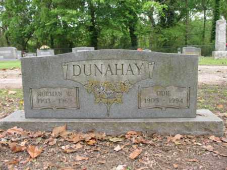 DUNAHAY, ODIE - Jackson County, Arkansas | ODIE DUNAHAY - Arkansas Gravestone Photos