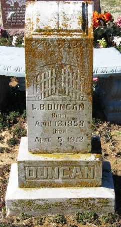 DUNCAN, L  B - Jackson County, Arkansas | L  B DUNCAN - Arkansas Gravestone Photos