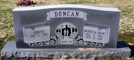 DUNCAN, PATRICIA JEAN - Jackson County, Arkansas | PATRICIA JEAN DUNCAN - Arkansas Gravestone Photos