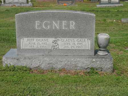 EGNER, JEFF DUANE - Jackson County, Arkansas | JEFF DUANE EGNER - Arkansas Gravestone Photos