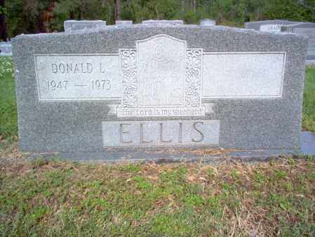 ELLIS, DONALD L - Jackson County, Arkansas | DONALD L ELLIS - Arkansas Gravestone Photos