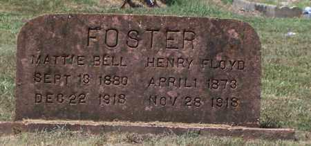FOSTER, HENRY FLOYD - Jackson County, Arkansas | HENRY FLOYD FOSTER - Arkansas Gravestone Photos