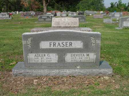 FRASER, ADLER G - Jackson County, Arkansas | ADLER G FRASER - Arkansas Gravestone Photos