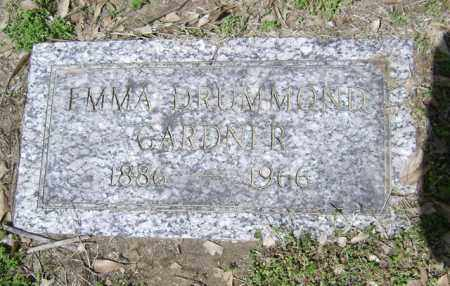 GARDNER, EMMA - Jackson County, Arkansas | EMMA GARDNER - Arkansas Gravestone Photos