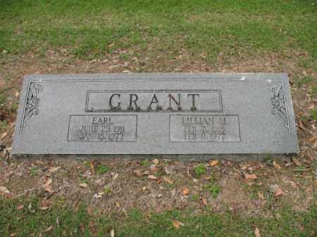 GRANT, LILLIAN M - Jackson County, Arkansas | LILLIAN M GRANT - Arkansas Gravestone Photos
