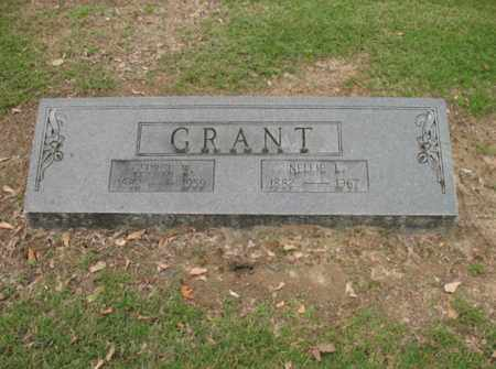 GRANT, GEORGE W - Jackson County, Arkansas | GEORGE W GRANT - Arkansas Gravestone Photos