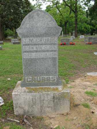 GRUBBS, J M - Jackson County, Arkansas | J M GRUBBS - Arkansas Gravestone Photos